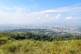 Fototapeta Do pokoju - 若草山からの風景