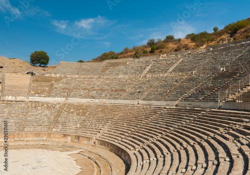 Amphitheater in Ephesus