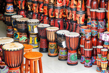 Wide Range Of Colorful Djembe ...