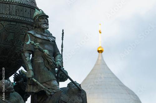 Obraz na plátně  Veliky Novgorod Russia