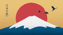 Travel Concept. Japan Travel B...