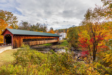 Ware-Hardwick Covered Bridge, MA