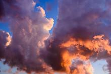 Colorful Cloudscape