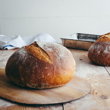 Fresh Homemade Italian Loaves