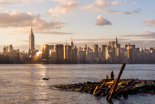 Scenic View Of New York City S...