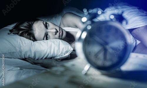 Obraz Insomnia. - fototapety do salonu