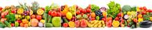Vegetarian Fruits And Vegetabl...