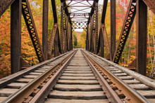 Leading Lines Through Colorful...