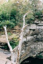 DeSoto State Park Falls Alabama