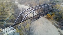 Iron Horse Trail Bridge Over D...