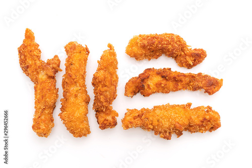 Fotomural fried chicken stick