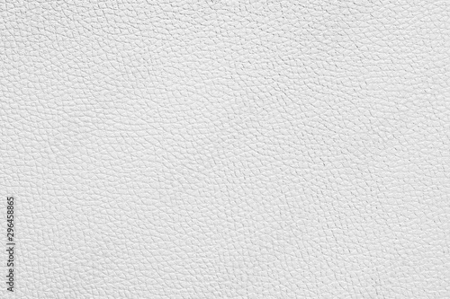 Fotografía abstract white textured leather background
