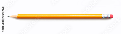 Fotografija Pencil isolated on white background