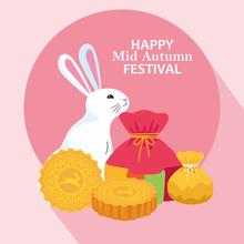 Lucky Bag And Rabbit, Happy Mi...