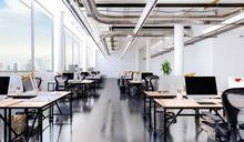 3d Modern Business Office Inte...