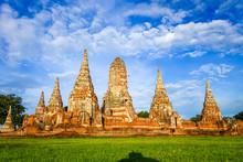 Wat Chaiwatthanaram Temple, Ay...