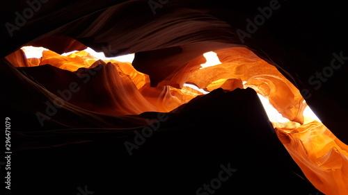 Photo Stands Antelope rivière de feu