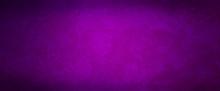 Dark Elegant Purple Marbled Background With Black Vignette Border And Old Distressed Vintage Grunge Texture Illustration