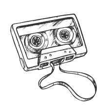 Cassette Tape For Listening Mu...