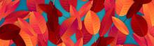 Autumn Banner Design Concept. ...