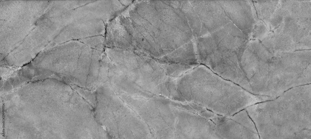 Fototapety, obrazy: Rough Stucco Wall Marble Background, Grey Cement Marble, Rustic Texture Background, It Can Be Used For Interior-Exterior Home Decoration And Ceramic Tile Surface.