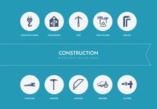 10 Construction Concept Blue I...