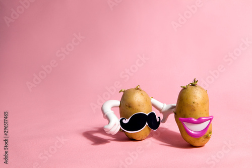 Mrs and mister patato - 296517465