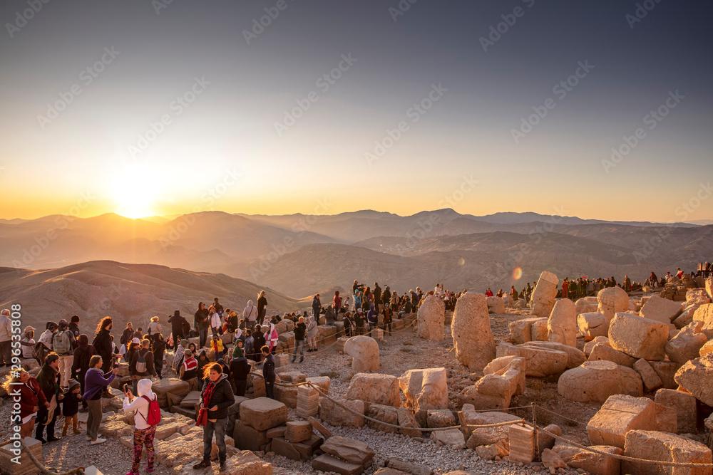 Fototapety, obrazy: Mount Nemrut in Turkey.