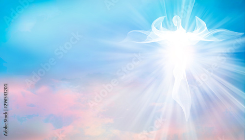 Canvas-taulu Archangel