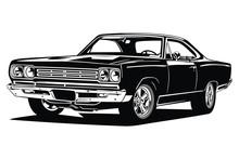 Classic Vintage Retro Custom C...