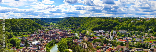 Fotomural  Sulz am Neckar