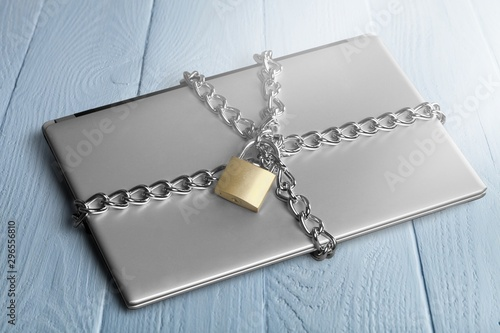 Photo Network security.