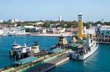 Nassau City Port Pier
