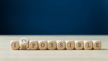Changing Word Impossible Into ...