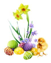 Wonderful Easter Arrangement W...