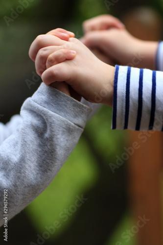 Photo Zusammen, Freudschaft, Kindheit