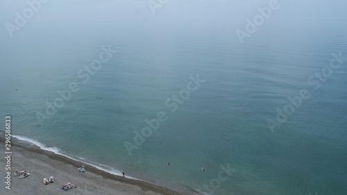 Abkhazia is a beautiful territory on Black sea Wallpaper Mural