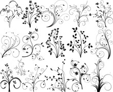 Abstract Vector Pattern Design...