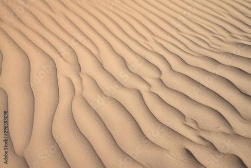 Obraz ripples in the sand - fototapety do salonu