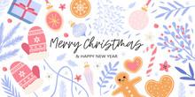 Creative Christmas And New Yea...