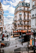 Typical Montmartre Staircase I...