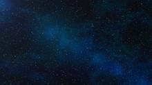 Beautiful Serene Starscape In ...
