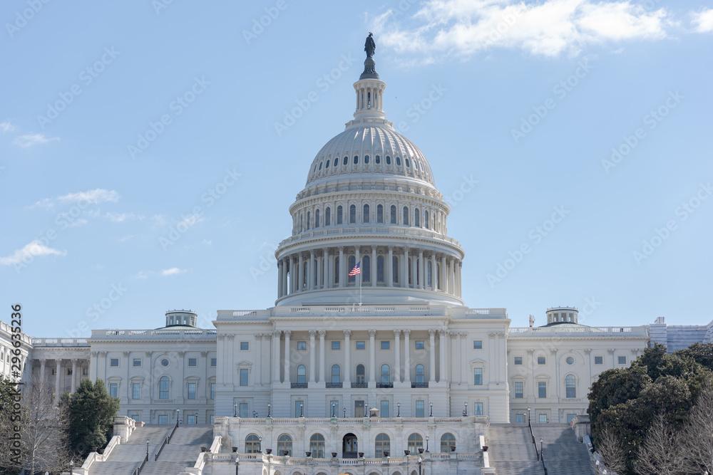 Fototapety, obrazy: us capitol building