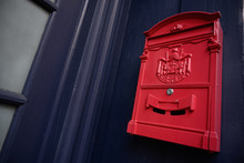 Red Mail Box