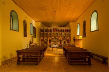 Żernica Niżna cerkiew