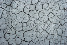 Photo Of Cracked Dry Land Soil...