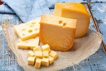 Famous Hard Cheeses, Dutch Gou...