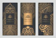 Black And Gold Packaging Desig...