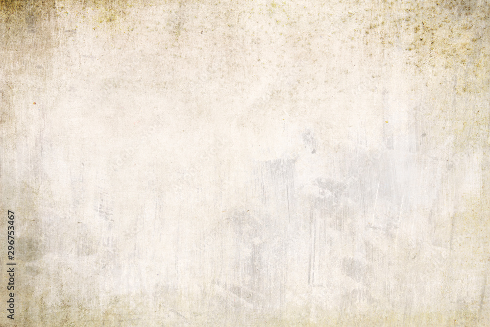 Fototapety, obrazy: Old weathered paper background or texture