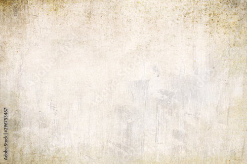 Photo Old weathered paper background or texture
